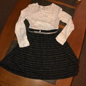 Girl's Holiday dress size 7/8